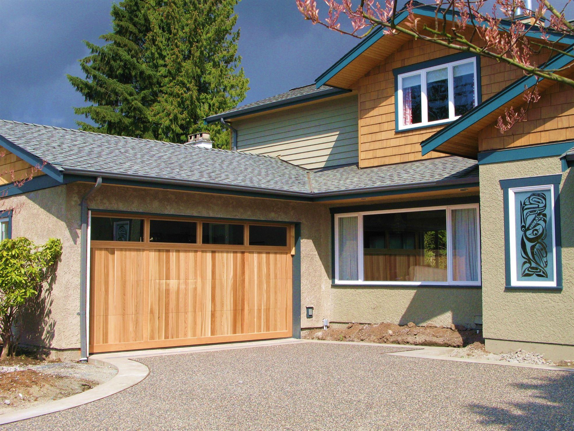 Residential Garage Doors In Vancouver Canadian Doormaster