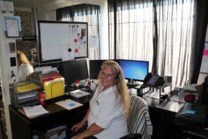 Canadian Doormaster Dispatcher Kathy