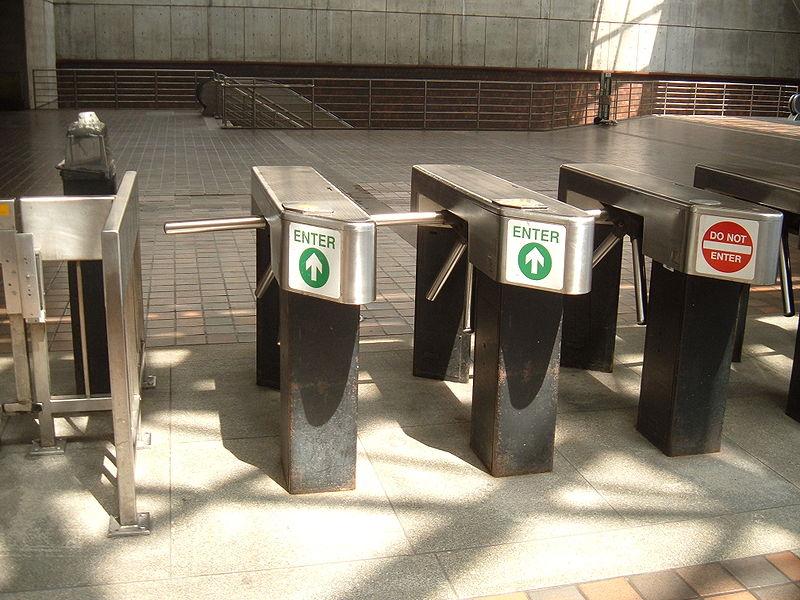 pedestrian-turnstiles-vancouver