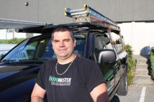 John Field Journeyman Garage door installer