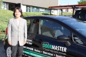 Doormaster Bookkeeper Yu Kwan Cheng