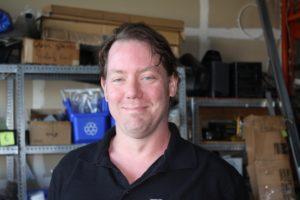Wholesale garage door sales John Dearden