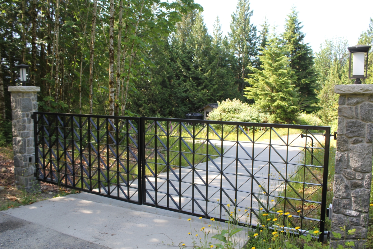 Entry and Security Gates in Vancouver * Canadian DoorMaster