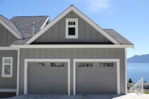 Gibsons Sunshine Coast garage doors