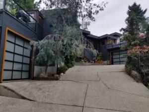 Halfmoon Bay garage doors
