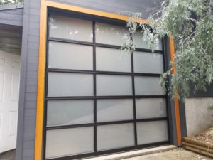 Halfmoon Bay garage doors