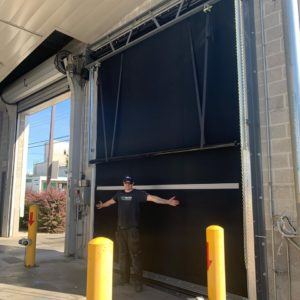 Commercial and Industrial doors in Vancouver