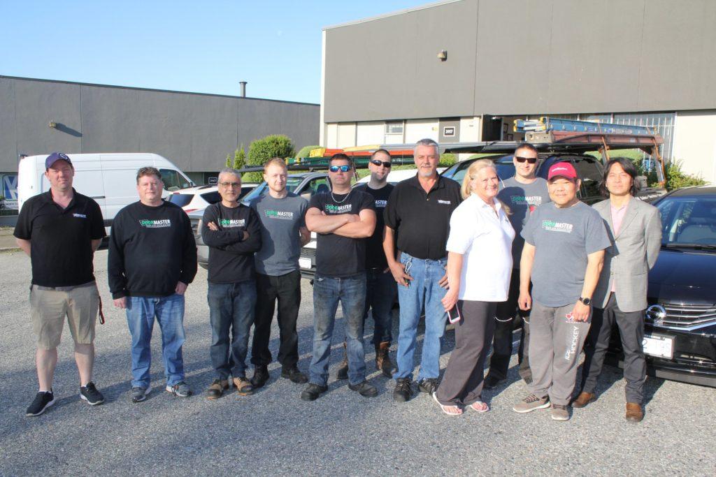 Canadian Doormaster Team