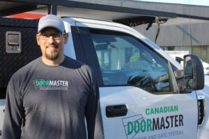 Canadian Doormaster Lead Installer Serviceman