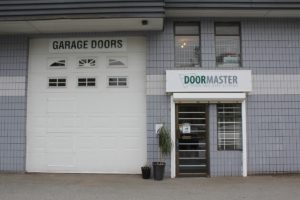 North Vancouver garage doors
