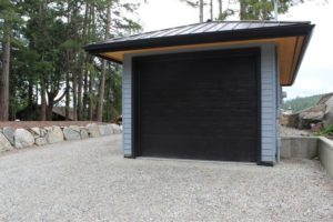 Pender Harbour Garage Doors