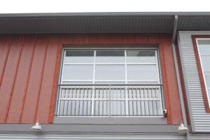 Sechelt Commercial overhead garage doors