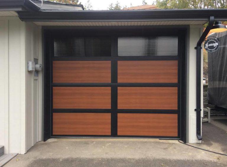 Okanagan garage door installation