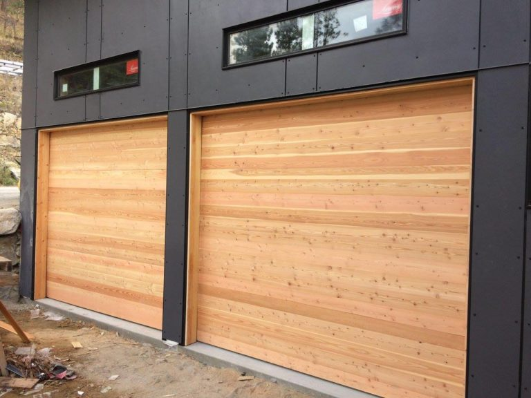 Garage Door Installation, Naramata, BC