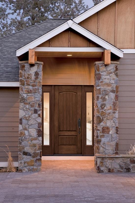 Clopay entry door