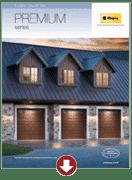 Clopay Classic Premium garage doors