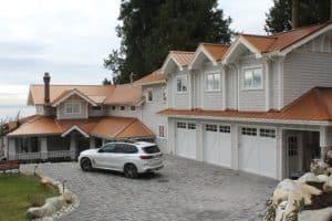 Clopay garage door Gibsons BC