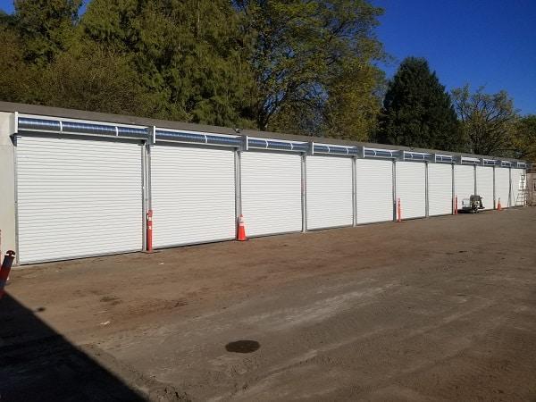 Janus garage doors in Vancouver Canadian Doormaster