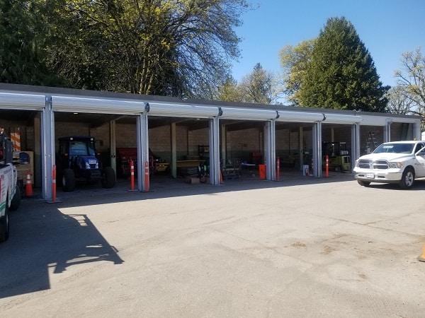 Janus garage doors Vancouver Doormaster