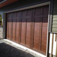 Raised Panel Steel Doors