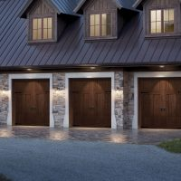 Clopay Wood Doors