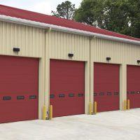 commercial garage doors in Vancouver