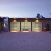 Aluminum Garage Door Installation