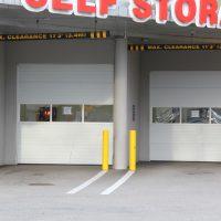 roll up garage doors commercial