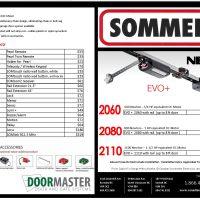 SOMMER Garage Door motor [SALE]