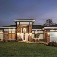 Aluminum and Glass Garage Doors