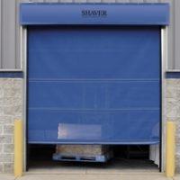 roll up commercial screen doors