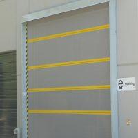 Bug screen doors