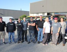Canadian Doormaster Team