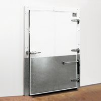 Commercial Cold storage Doors in Vancouver