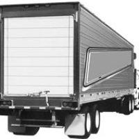 Commercial truck door repairs in Vancouver