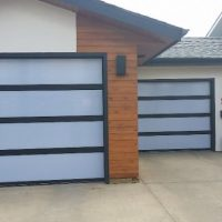 Polycarbonate Garage Doors